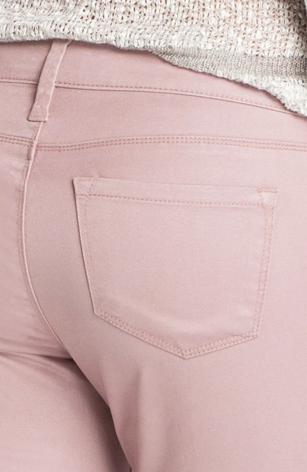 Alternate Image 3  - KUT from the Kloth 'Jennifer' Skinny Stretch Jeans (Rose) (Online Exclusive)