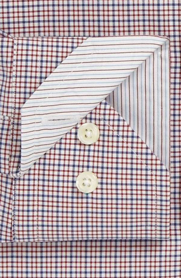Alternate Image 2  - Brooks Brothers Regular Fit Dress Shirt