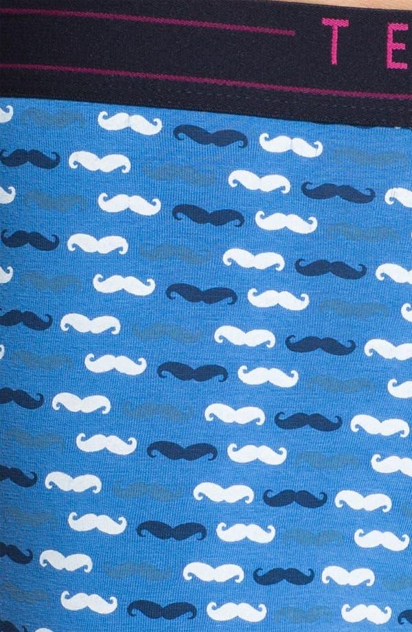 Alternate Image 3  - Ted Baker London Moustache Trunks