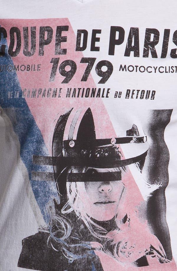 Alternate Image 3  - Scott Free 'Coupe de Paris' Graphic T-Shirt
