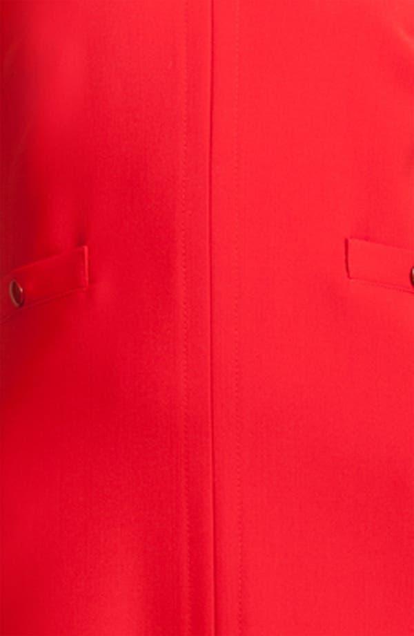 Alternate Image 3  - Jil Sander Navy Wool Crepe Dress