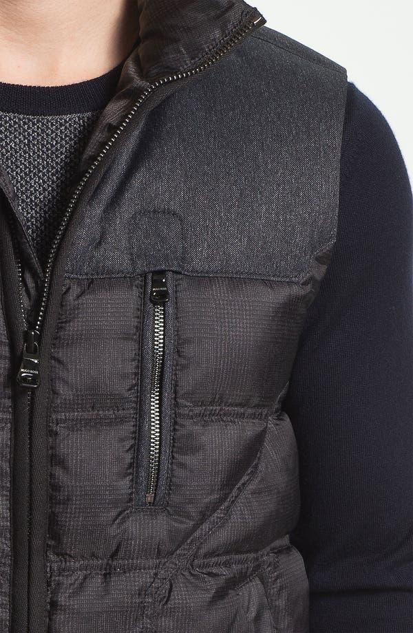 Alternate Image 3  - BOSS Black 'Darnom' Quilted Down Vest