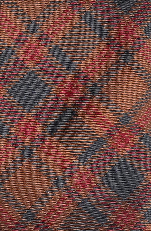 Alternate Image 2  - Eton Woven Silk Tie