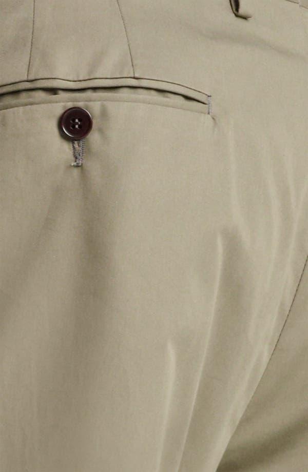 Alternate Image 6  - Paul Smith London Slim Fit Cotton Suit