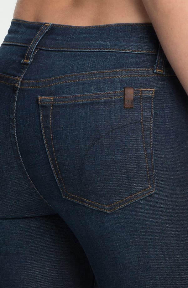 Alternate Image 3  - Joe's Straight Leg Stretch Jeans (Arielle) (Petite)