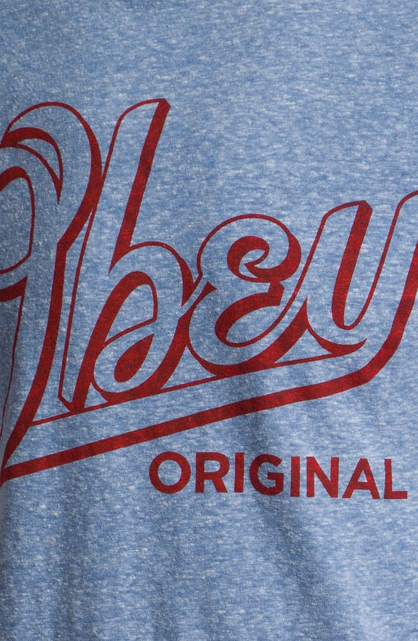 Alternate Image 3  - Obey 'Encore' Graphic T-Shirt