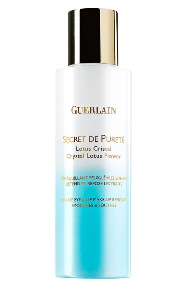 Alternate Image 1 Selected - Guerlain 'Secret de Pureté' Makeup Remover