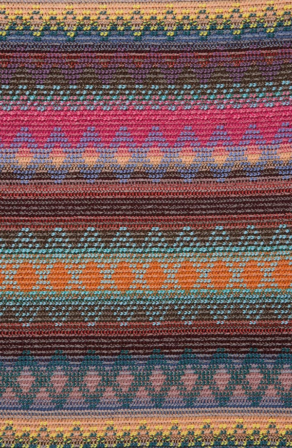 Alternate Image 3  - Topshop Vibrant Nordic Knit Sweatshirt