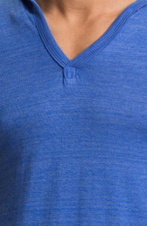 Alternate Image 3  - Alternative Heathered Pullover