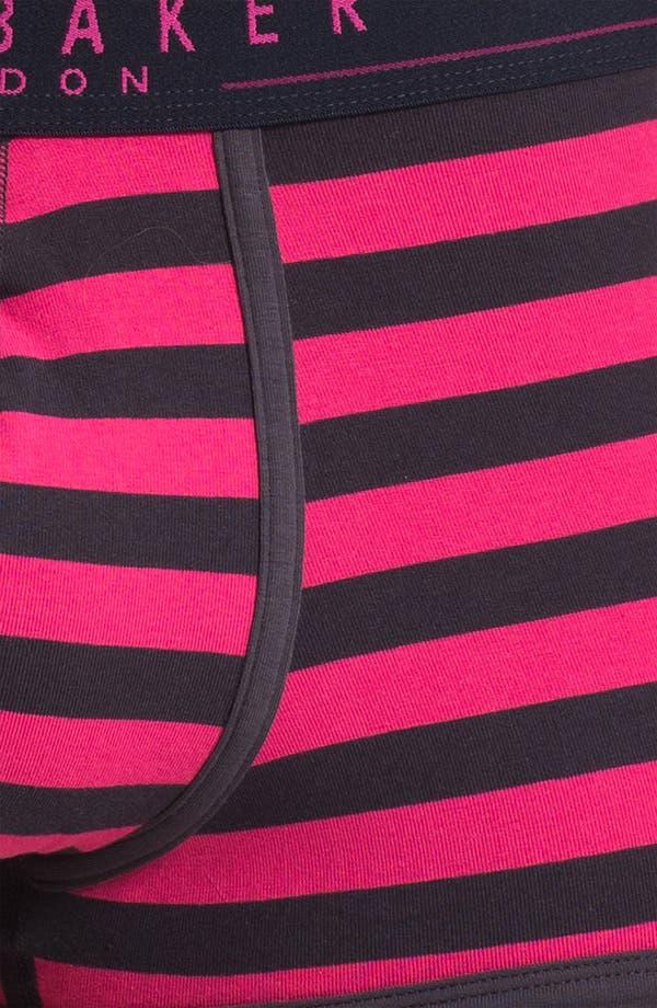 Alternate Image 3  - Ted Baker London 'Block Stripe' Boxer Briefs