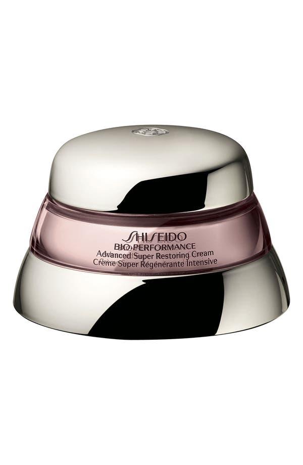 Alternate Image 1 Selected - Shiseido 'Bio-Performance' Advanced Super Restoring Cream (2.5 oz.)