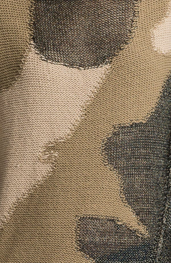 Alternate Image 3  - Zadig & Voltaire Camouflage Intarsia Knit Sweater