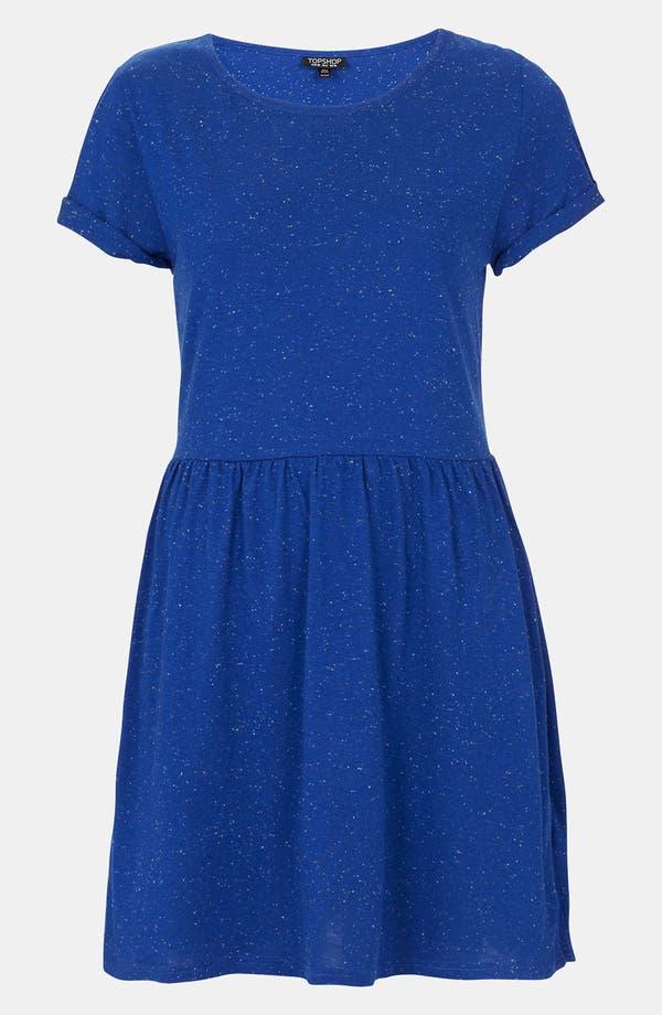 Main Image - Topshop Speckled Jersey Dress