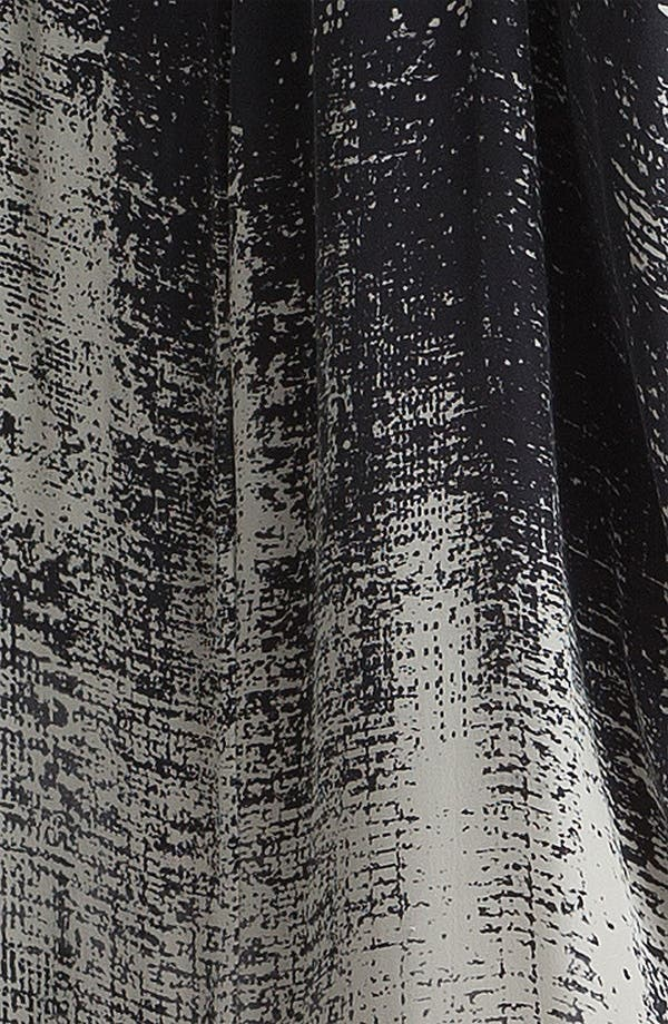 Alternate Image 3  - Vince Print Silk Shift Dress