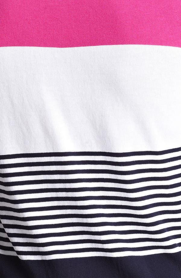 Alternate Image 3  - Dsquared2 Stripe Cotton Sweater