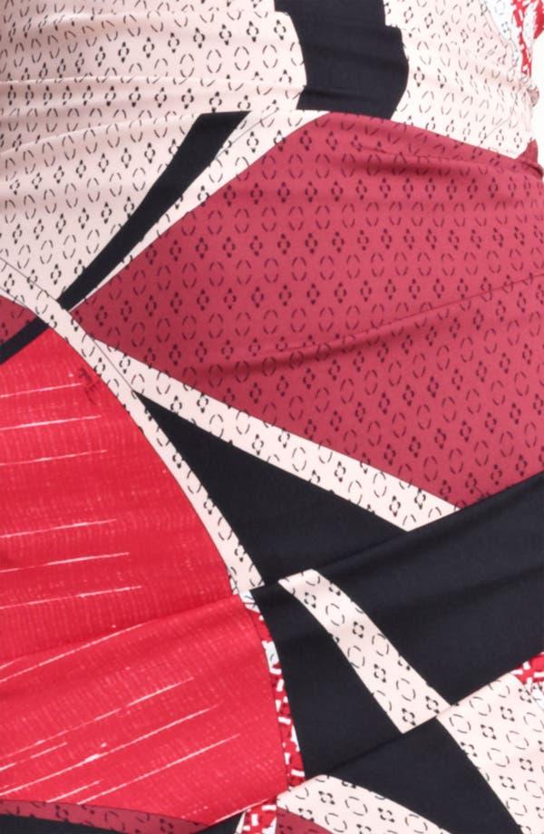 Alternate Image 3  - Emilio Pucci Elisse Print Ruched Dress