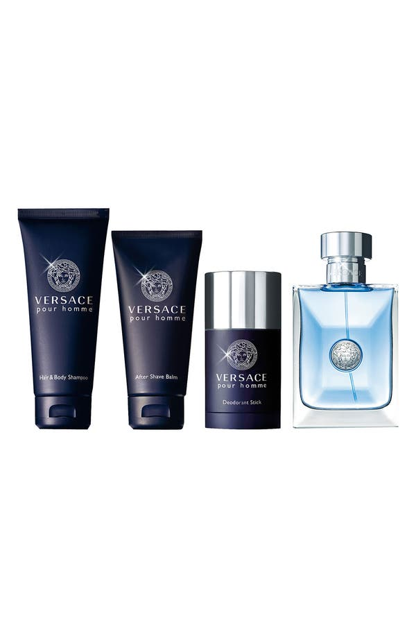 Alternate Image 2  - Versace pour Homme Gift Set