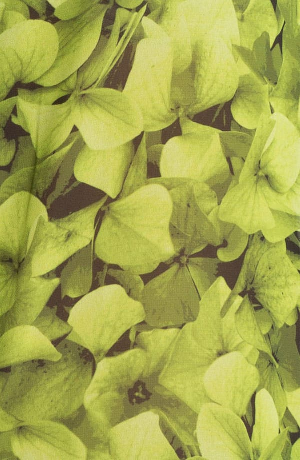 Alternate Image 3  - MICHAEL Michael Kors Sheer Floral Print Blouse