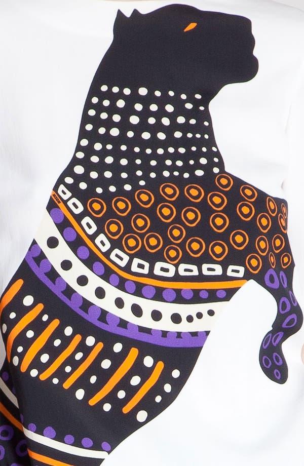 Alternate Image 3  - MSGM Panther Print Top