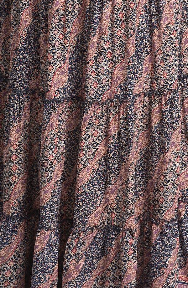 Alternate Image 3  - Free People Vintage Print Tiered Maxi Dress