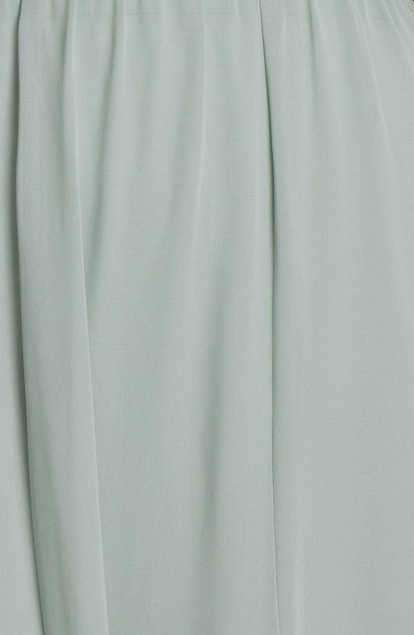 Alternate Image 3  - Alex Evenings Chiffon Skirt (Plus Size)