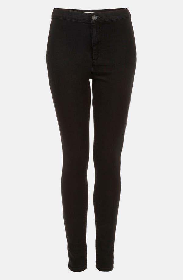 Alternate Image 1 Selected - Topshop Moto 'Joni' High Waist Skinny Jeans