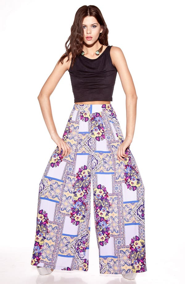 Alternate Image 2  - MINKPINK 'Distant Traveller' Palazzo Pants