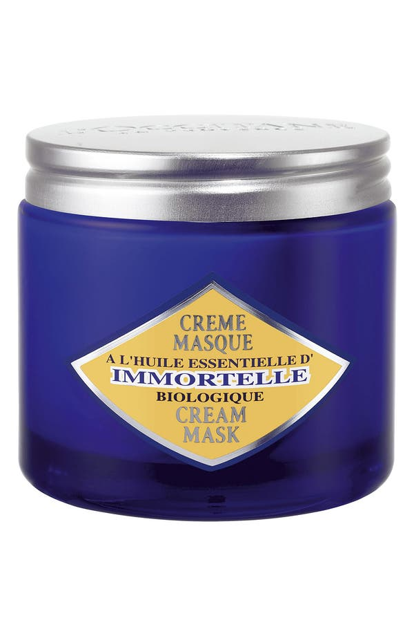 Alternate Image 1 Selected - L'Occitane 'Immortelle' Cream Mask