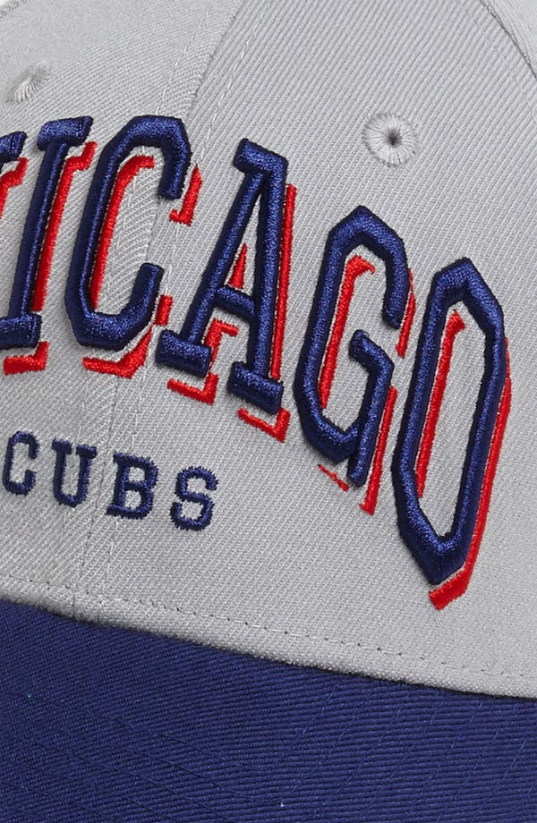 Alternate Image 3  - New Era Cap 'Chicago Cubs - Arch Mark' Fitted Baseball Cap