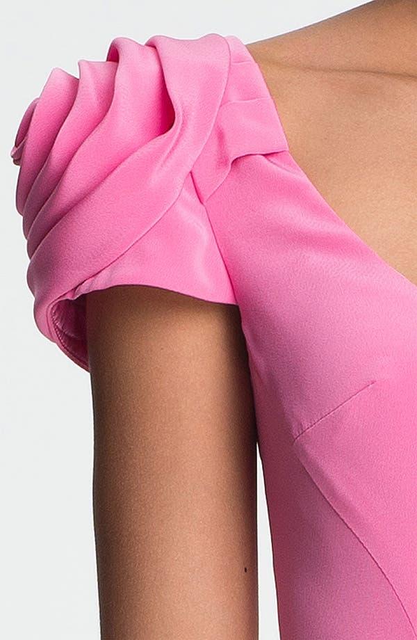 Alternate Image 3  - A.B.S. by Allen Schwartz Rosette Shoulder Gown