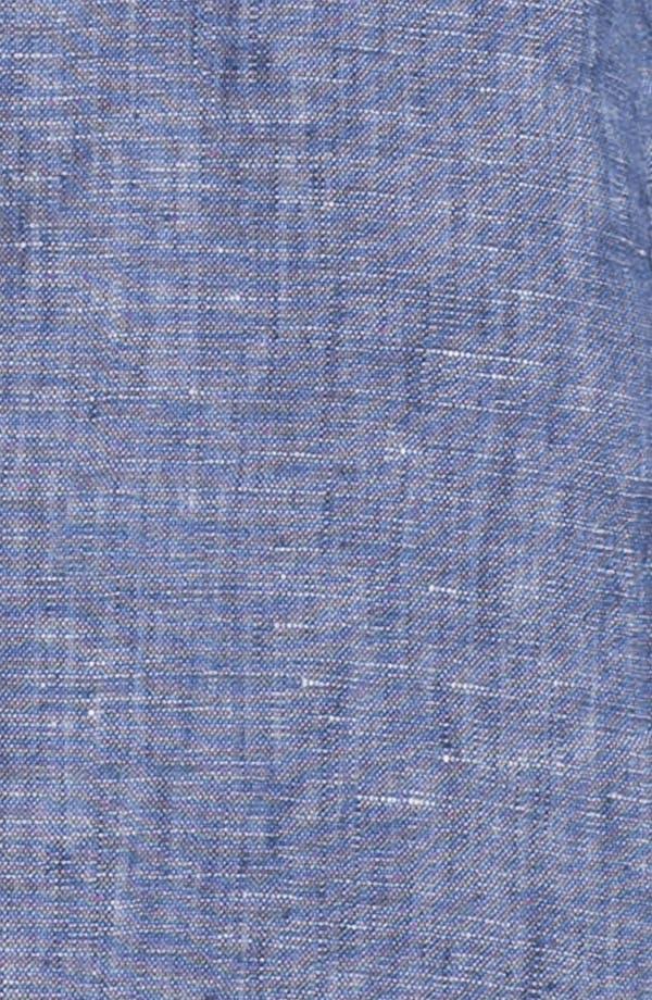 Alternate Image 3  - Caslon Casual Linen Jacket