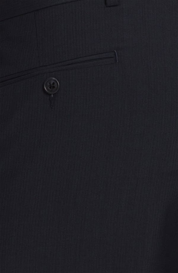 Alternate Image 6  - Joseph Abboud 'Signature Silver' Wool Suit
