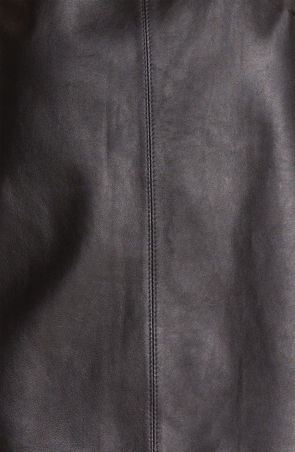 Alternate Image 3  - MARC BY MARC JACOBS 'Jett' Leather Top