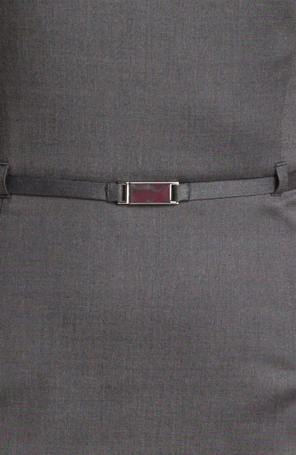 Alternate Image 3  - Ted Baker London 'Tonic' Stretch Sheath Dress