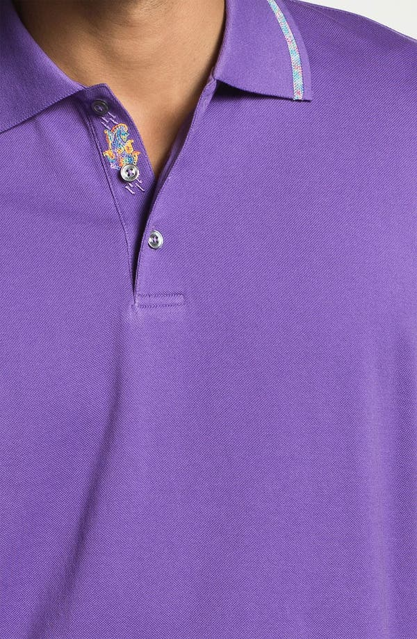 Alternate Image 3  - Robert Graham 'Slack Tides' Polo