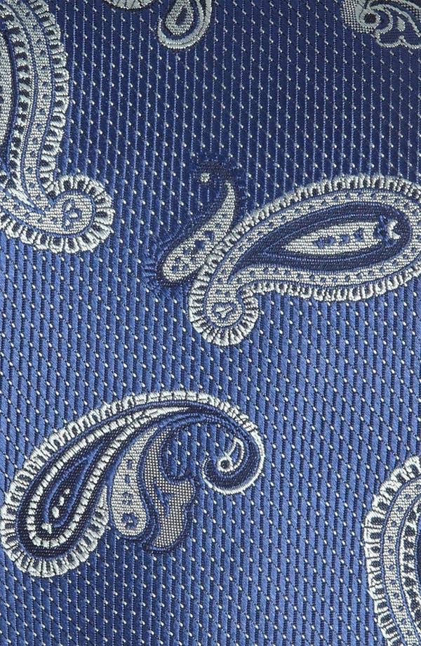 Alternate Image 2  - English Laundry Woven Silk Tie