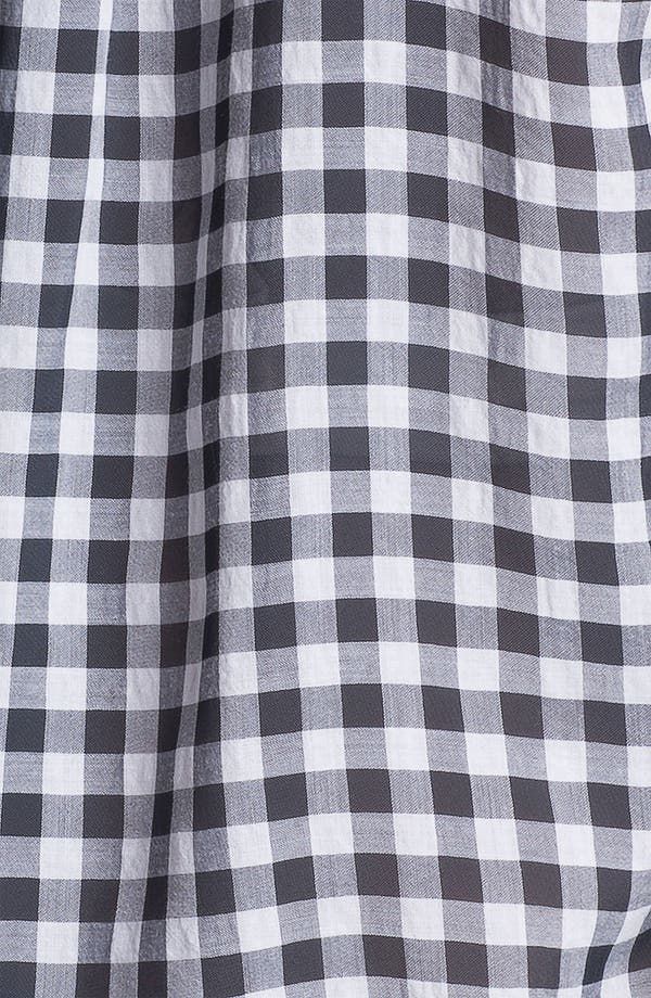 Alternate Image 3  - Two by Vince Camuto Sleeveless Plaid Blouse