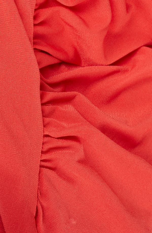 Alternate Image 4  - Topshop Wrap Panel Body-Con Dress