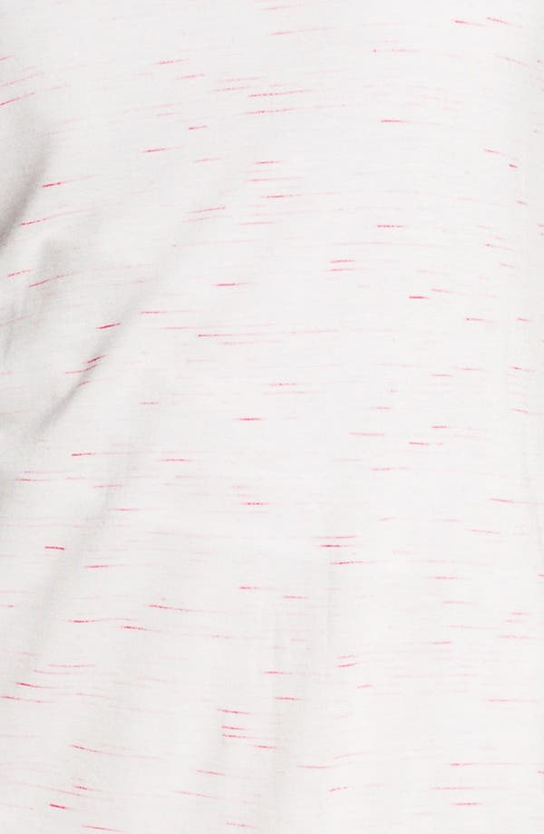 Alternate Image 3  - Unit-Y 'Expression' Drape Back Slub Knit Tee