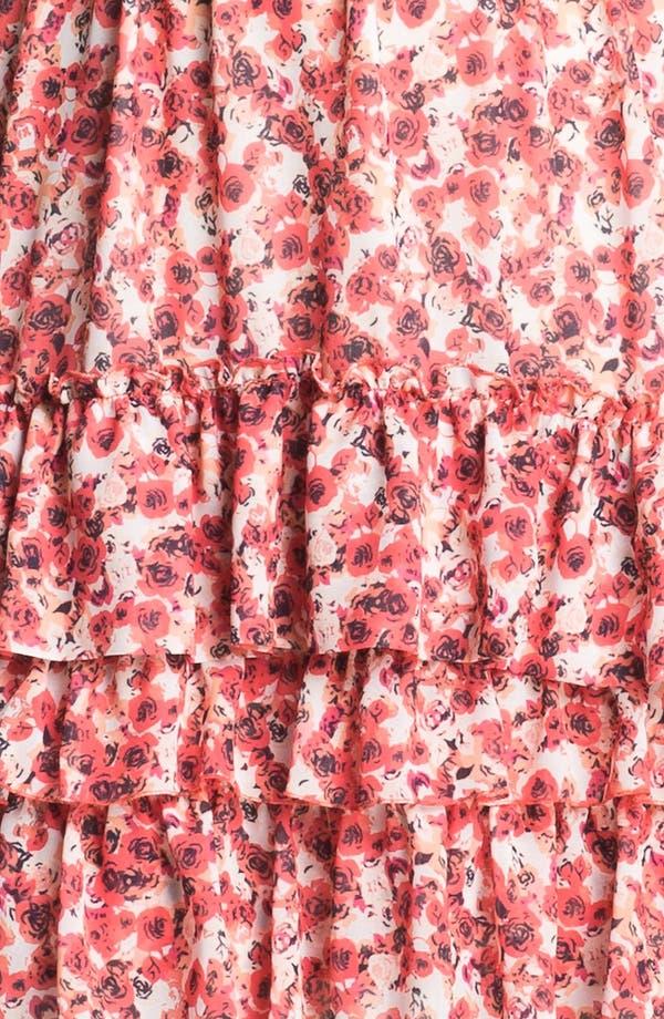 Alternate Image 3  - Mcginn 'Annie' Tiered Floral Print Dress