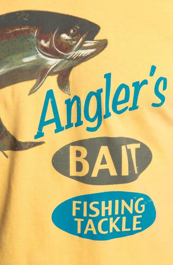 Alternate Image 3  - Red Jacket 'Fishing - Brass Tacks' T-Shirt