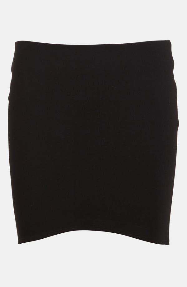 Alternate Image 2  - Devlin High/Low Body-Con Skirt