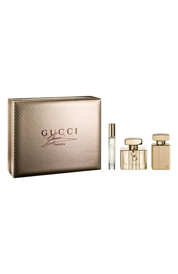 Alternate Image 1 Selected - Gucci 'Première' Gift Set ($170 Value)