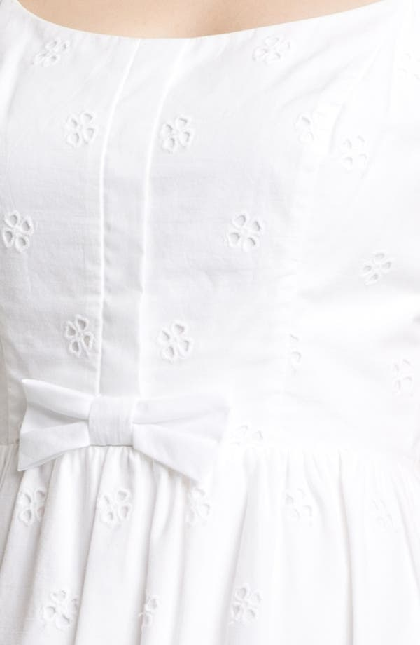 Alternate Image 3  - Lilly Pulitzer® 'Antonia' Cotton Eyelet Dress