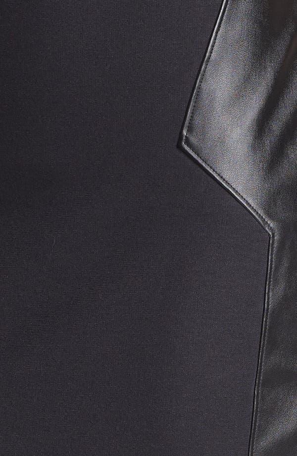 Alternate Image 3  - Trouvé Pencil Skirt