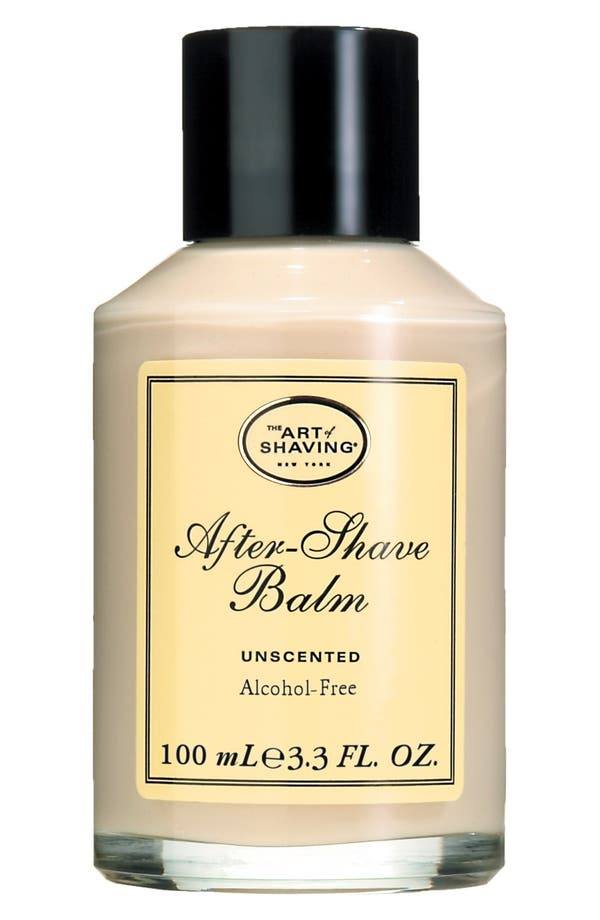 Alternate Image 1 Selected - The Art of Shaving® Unscented After-Shave Balm