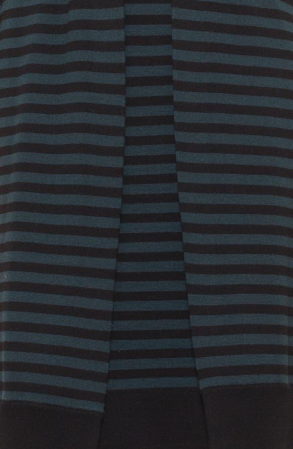 Alternate Image 3  - Akris punto Stripe Layered Wool Dress