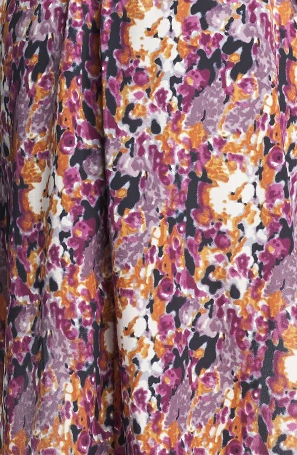 Alternate Image 3  - Lush Cutout High/Low Dress (Juniors) (Online Only)