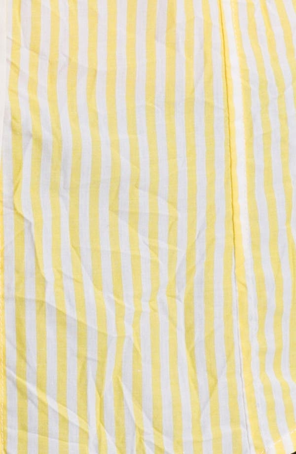 Alternate Image 3  - MICHAEL Michael Kors Stripe Shirt (Petite)