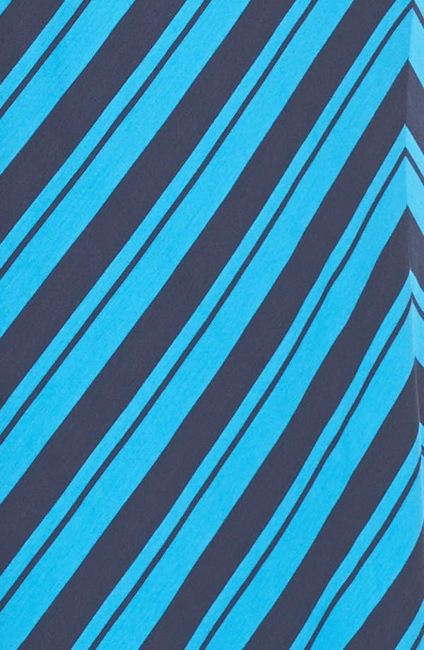 Alternate Image 3  - Caslon® Mitered Stripe Maxi Dress